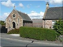 NS2107 : Maidens church by Humphrey Bolton