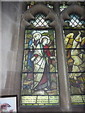 SD5464 : St Paul's Parish Church, Caton-with-Littledale, Window by Alexander P Kapp