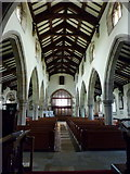 SD5464 : St Paul's Parish Church, Caton-with-Littledale,Interior by Alexander P Kapp