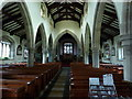 SD5464 : St Paul's Parish Church, Caton-with-Littledale, Interior by Alexander P Kapp