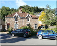 ST5393 : The Quarries, Station Road, Chepstow by Jaggery