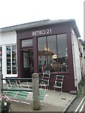 TM2863 : Retro 21 in Market Hill by Basher Eyre
