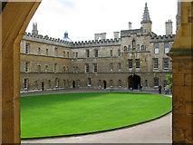 SP5106 : The quad, New College, Oxford by Nick Smith
