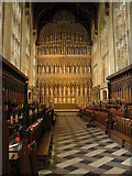 SP5106 : The chapel interior, New College, Oxford by Nick Smith