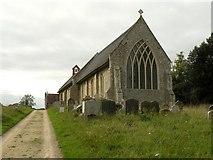 TM4369 : St. Peter: the parish church of Westleton by Robert Edwards