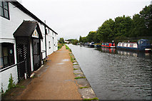 SJ7993 : Bridgewater Canal by Richard Croft