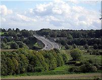 TL3414 : Lea Valley Viaduct by Des Blenkinsopp