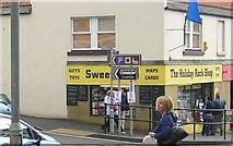 NT9953 : The Holiday Rock Shop, Berwick Upon Tweed by Alex McGregor