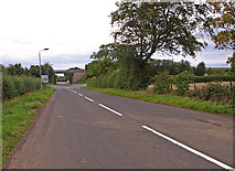 NS3530 : Looking towards the A79 Flyover by wfmillar
