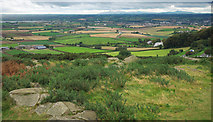 J4772 : View south from Scrabo by Rossographer