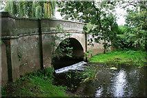 SJ5509 : Estate Bridge by David Lally
