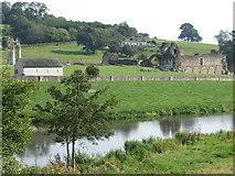 SE7365 : Kirkham Priory by Keith Laverack