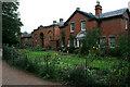 SJ5410 : Estate House by David Lally