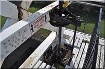 TF7632 : Great Bircham Windmill - Turning Mechanism by Ashley Dace