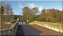 NS8838 : Douglasmouth Bridge by wfmillar