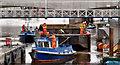 J3474 : Dredging the River Lagan, Belfast -  2010/11 (6) by Albert Bridge
