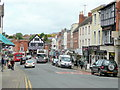 SO7137 : Ledbury High Street by Jonathan Billinger