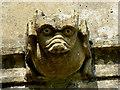 SU1084 : Gargoyle, St Mary's Church, Lydiard Tregoze, Swindon (3) by Brian Robert Marshall