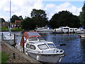 TG3204 : Rockland Staithe by Glen Denny