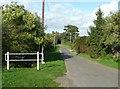 TL0898 : Church Lane, Stibbington by Humphrey Bolton