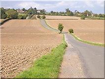 SP5162 : The Road to Flecknoe by Ian Rob