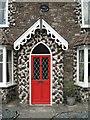 ST6490 : Cannon House, Hacket Lane, Thornbury: 2 by Robin Stott