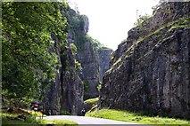 ST4754 : Cheddar Gorge by Steve Daniels