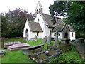 SO3003 : St Illtyd's Church by Maigheach-gheal