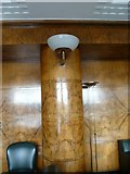 NT2674 : St. Andrew's House art deco lamp by kim traynor