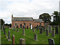 NY5738 : St Michaels Church near Glassonby by mauldy