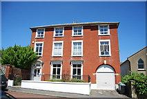 TQ6857 : Abbey View House, Swan St by N Chadwick