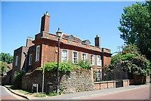 TQ6857 : Went House, Swan St by N Chadwick