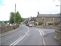 SK2663 : Church Lane in Darley Dale by Jonathan Clitheroe