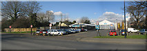 TQ7630 : Hawkhurst Bus Station by Oast House Archive