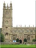 ST6390 : Church of St Mary the Virgin, Thornbury by Robin Stott