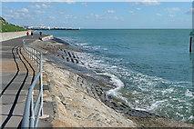 SZ6497 : Promenade near Southsea Castle by Graham Horn