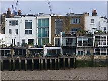 TQ3680 : Duke Shore Wharf by Colin Smith