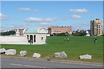 SZ6398 : Southsea Common by Graham Horn