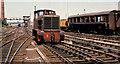 J3475 : DH locomotive, Belfast by Albert Bridge