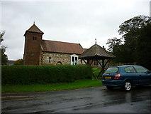 TA0015 : St Andrews Church, Bonby by Ian S