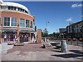 NY0028 : New shopping centre of Washington Street, Workington by Tim Heaton