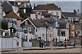 SY3391 : Lyme Regis : Seafront by Lewis Clarke