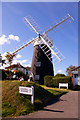 TG3135 : Stow Mill, Mundesley, Norfolk by Christine Matthews
