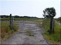 TM4599 : Engineer's access point near Haddiscoe station by Glen Denny