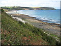 SW8937 : View to Pendower Beach by Philip Halling