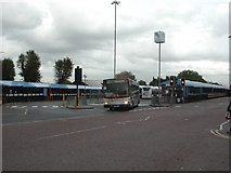 SO9490 : Dudley Bus Station by Mike Faherty