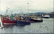 NM6797 : Mallaig Harbour by Elliott Simpson