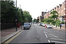 TQ2777 : Albert Bridge Road by N Chadwick