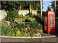 NZ0863 : Telephone box, Ovingham by Andrew Curtis