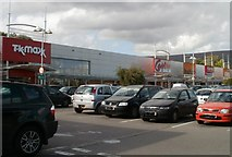 ST2995 : Cwmbran Retail Park by Jaggery